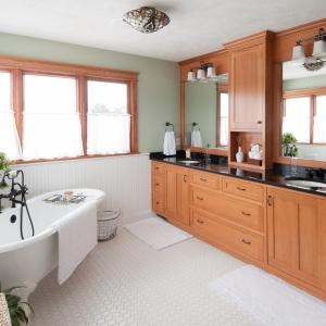 Bathroom Cabinets Lincoln Ne gallery - hinrichs fine woods - lincoln, nebraska
