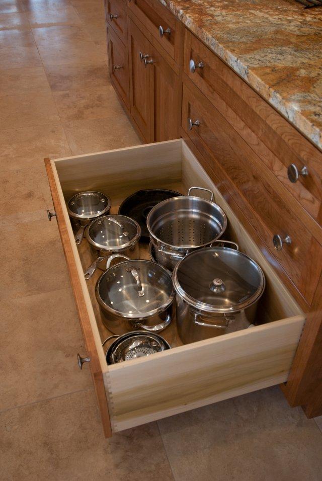 Lost Photos 103 Shaker Cherry Kitchen Hinrichs Fine Woods Lincoln Nebraska